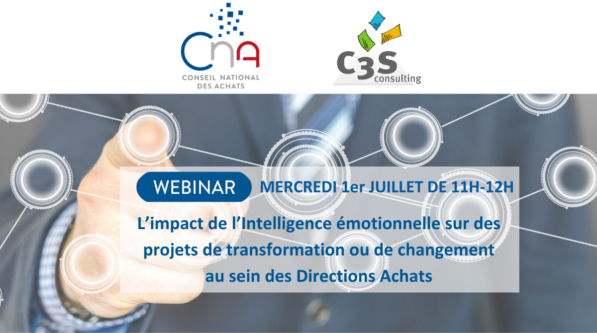 Webinar | Impact de l'intelligence emotionnelle
