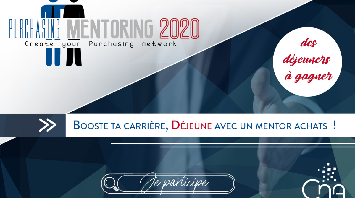 Purchasing mentoring 2020 | Create your purchasing network