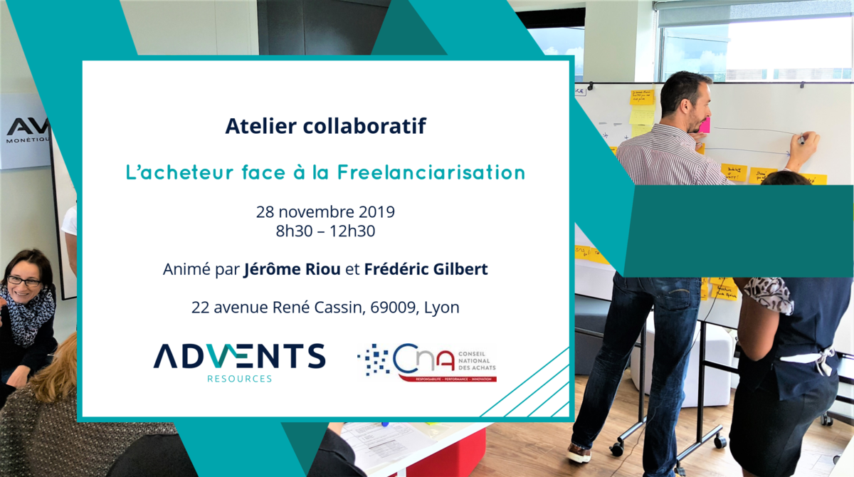 Lyon - Atelier Collaboratif